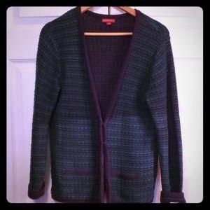 100% Cotton Cozy Cardigan, US Size Large